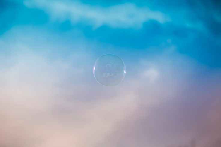 sky bubbles blowing bubbles soap bubbles