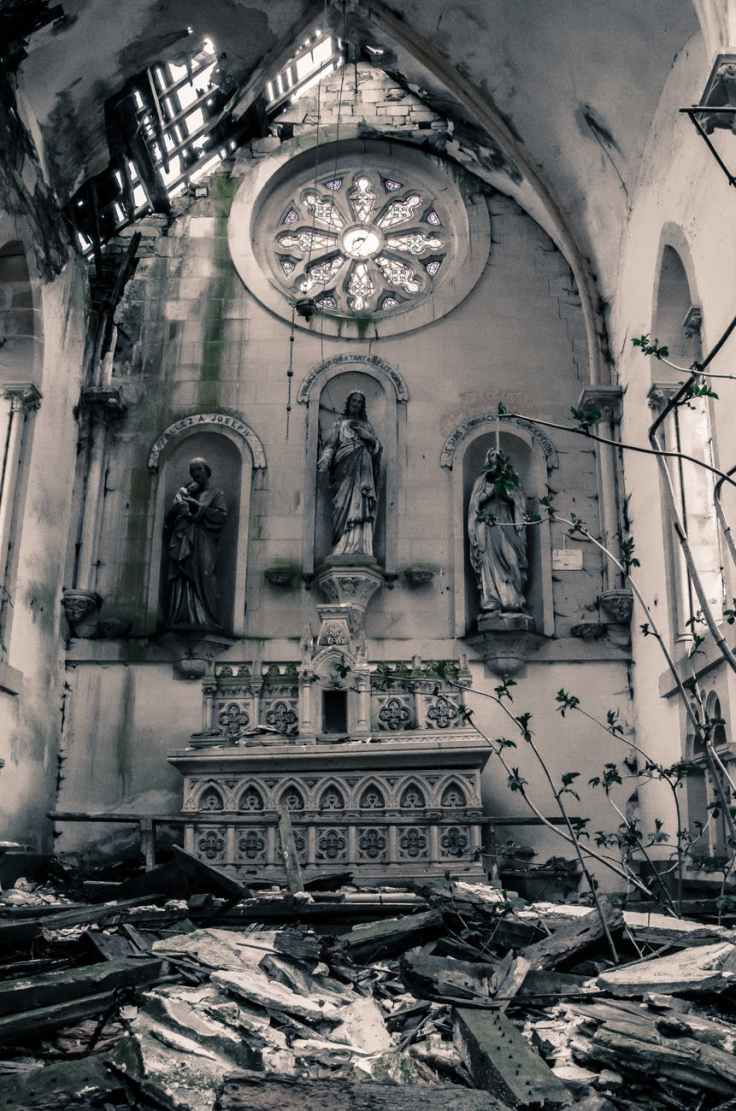 church abandoned